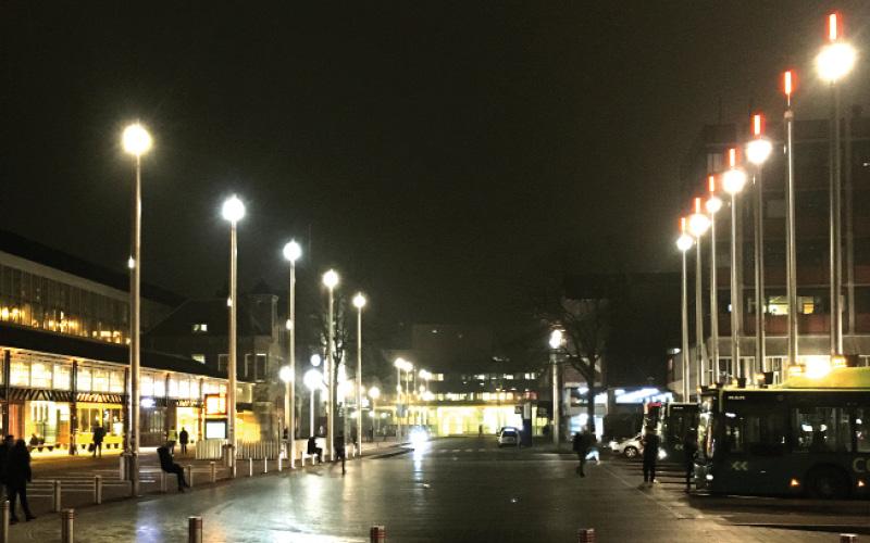 Led Verlichting Station Haarlem